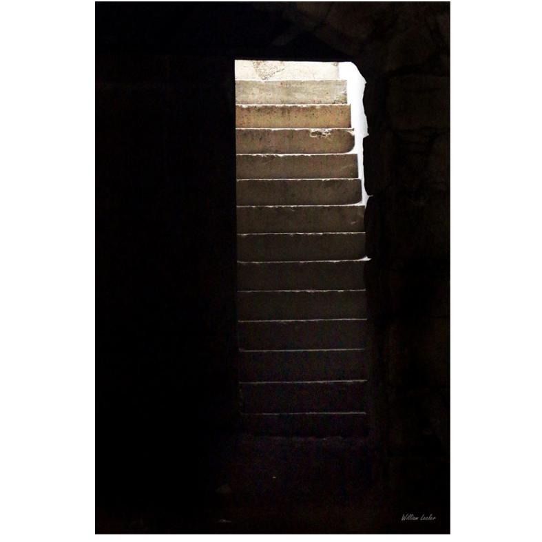 Escalier - William Lecler